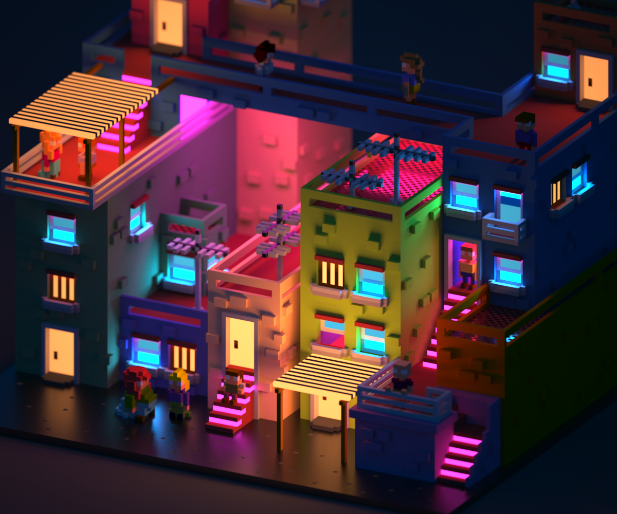 MagicaVoxel screenshot